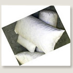 We supply quality cushion inserts in any size or shape